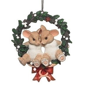 2019 Charming Tails - First Christmas Ornament