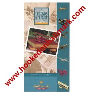 1999 Legends in Flight Brochure