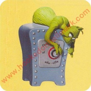 Seuss Safe - Figurine