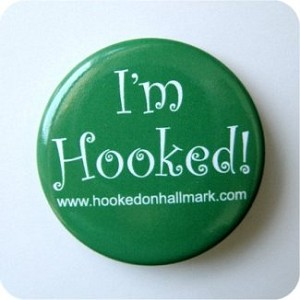 I'm Hooked!  Button