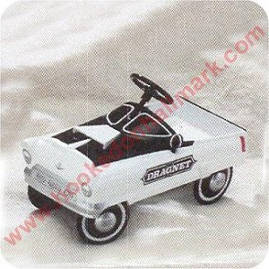 1956 Garton Dragnet Police Car
