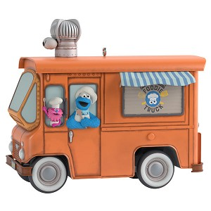 2020 Cookie Monster's Foodie Truck Sesame Street - Ships OCT 3