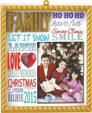 2015 Family - Am Greetings Ornament
