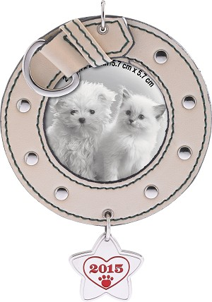2015 Pet Photo Frame - Am Greetings Ornament