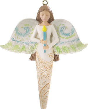 2015 Angel - Am Greetings Ornament