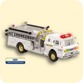 2007 Fire Brigade REPAINT - Event Exclusive