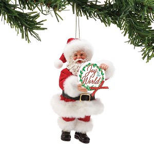 2018 Joy To The World Possible Dreams Ornament