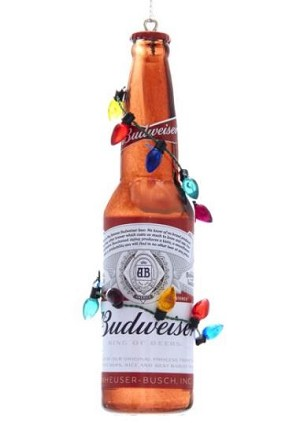 Budweiser Bottle - by Kurt Adler