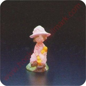 1975 Girl - Merry Miniature - Rare!
