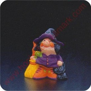1977 Witch - Merry Miniature