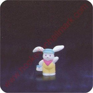 1989 Easter Bunny - Merry Miniature
