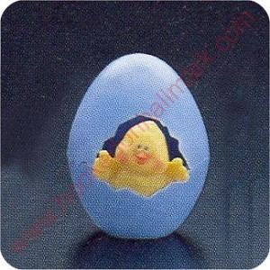 1987 Chick/Egg - Merry Miniature