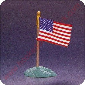 1994 Flag - Merry Miniature