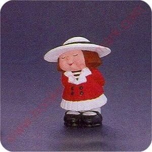 1995 Bashful Girl - Merry Miniature