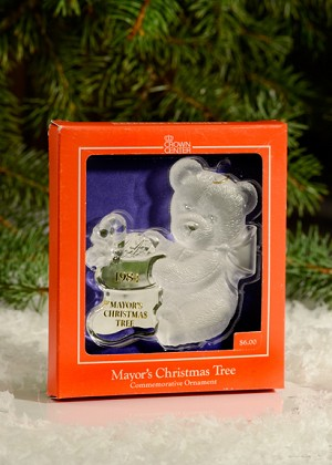 1984 Mayors Tree - RARE - SDB