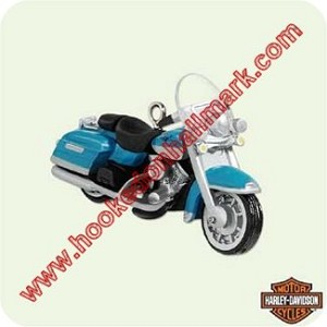 2005 Mini Harley Davidson #7 - Miniature