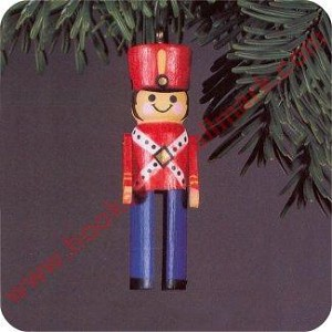 1980 Clothespin Soldier