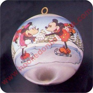 1980 Mickey Mouse