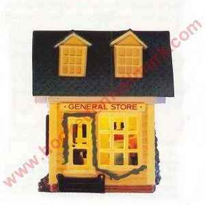 1986 General Store - Lighted