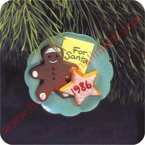 1986 Cookies for Santa  SDB