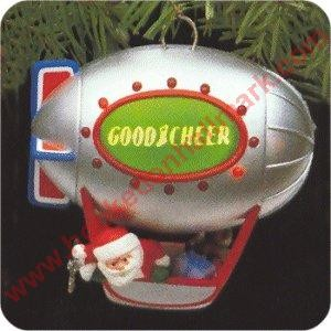 1987 Good Cheer Blimp - Lighted - No Box