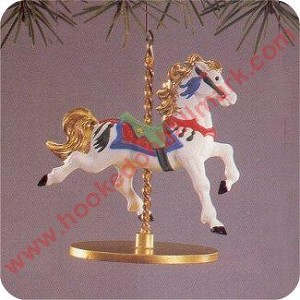 1989 Christmas Carousel, Snow