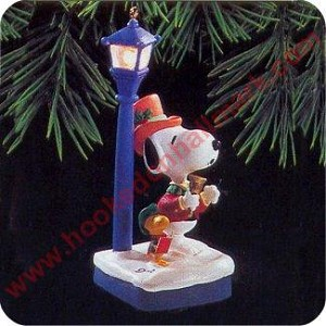1994 Peanuts #4 - LIGHTED -  DB