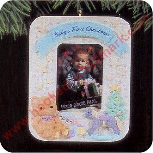 1994 Babys First Christmas