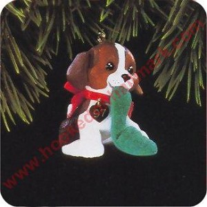 1997 Puppy Love #7 - Beagle