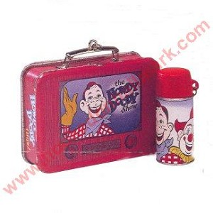 1999 Howdy Doody Lunchbox & Thermos