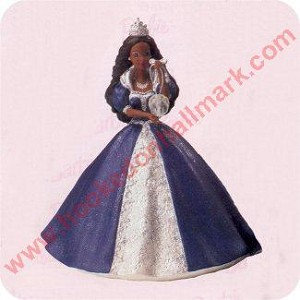 1999 Millennium Princess Barbie, AfAm
