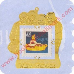 1999 Century Stamp, Yellow Submarine