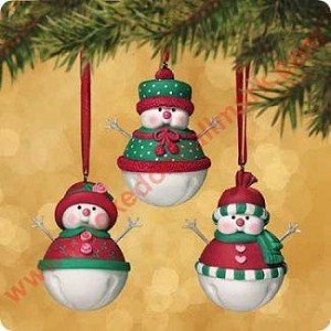 2002 Snow Belles - set of 3