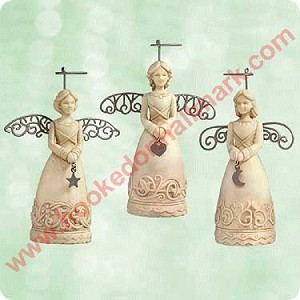 2003 Angels of Virtue - Set of 3