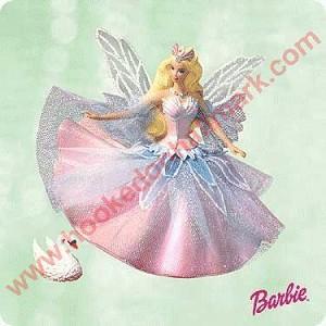 Barbie Christmas Tree