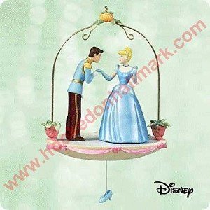 2003 Cinderella and Prince Charming - with movement