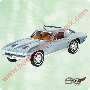 2003 Classic Am Cars #13 - 1963 Corvette Sting Ray