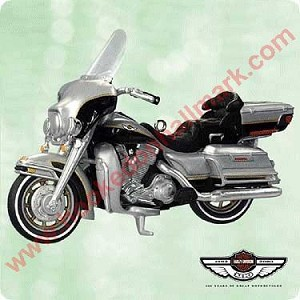 2003 Harley Davidson Motorcycle #5 Hallmark Ornat at Hooked on ...