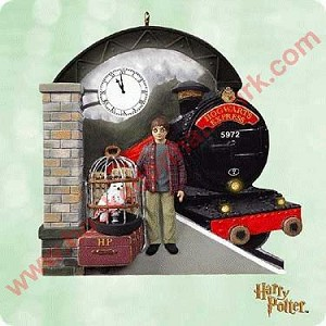 2003 Platform Nine and Three-quarters - Hard to find!