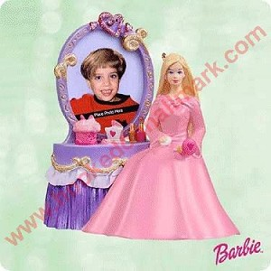 2003 Barbie Photo Holder