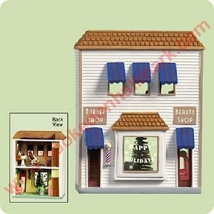 2004 Nostalgic House #21 - Barber Shop