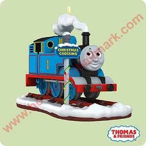 2004 Christmas Crossing, Thomas