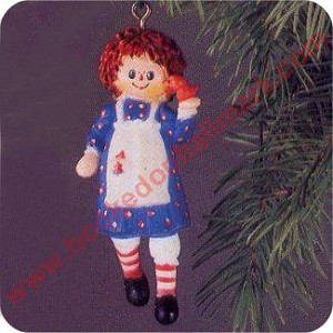 1975 Raggedy Ann, Adorable