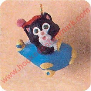 1991 Kittens In Toyland #4 - MINIATURE