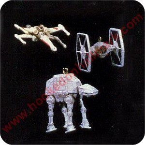 1996 Vehicles of Star Wars - Miniature