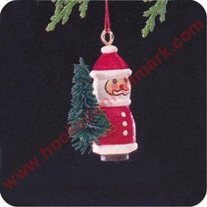 1989 Old World Santa - MINIATURE