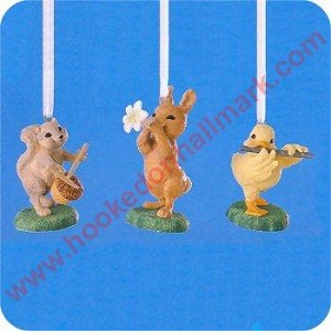 1996 Strike Up the Band - set of 3