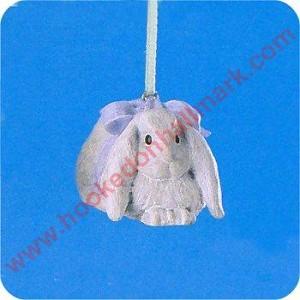 1993 Lop Eared Bunny