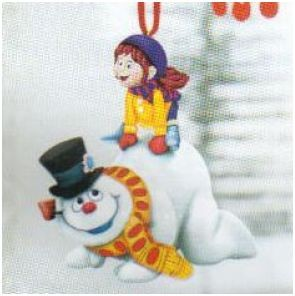2007 Let's Have Some Fun!, Frosty the Snowman