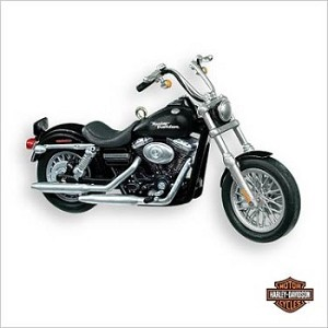 "<font face=""arial"" size=""2""><b>2007 Harley Davidson #9 - 2006 FXDBI Dyna Street Bob</b><br>2007 Hallmark Keepsake Series Ornament <br><i> (Scroll down for additional details) </i> </font>"